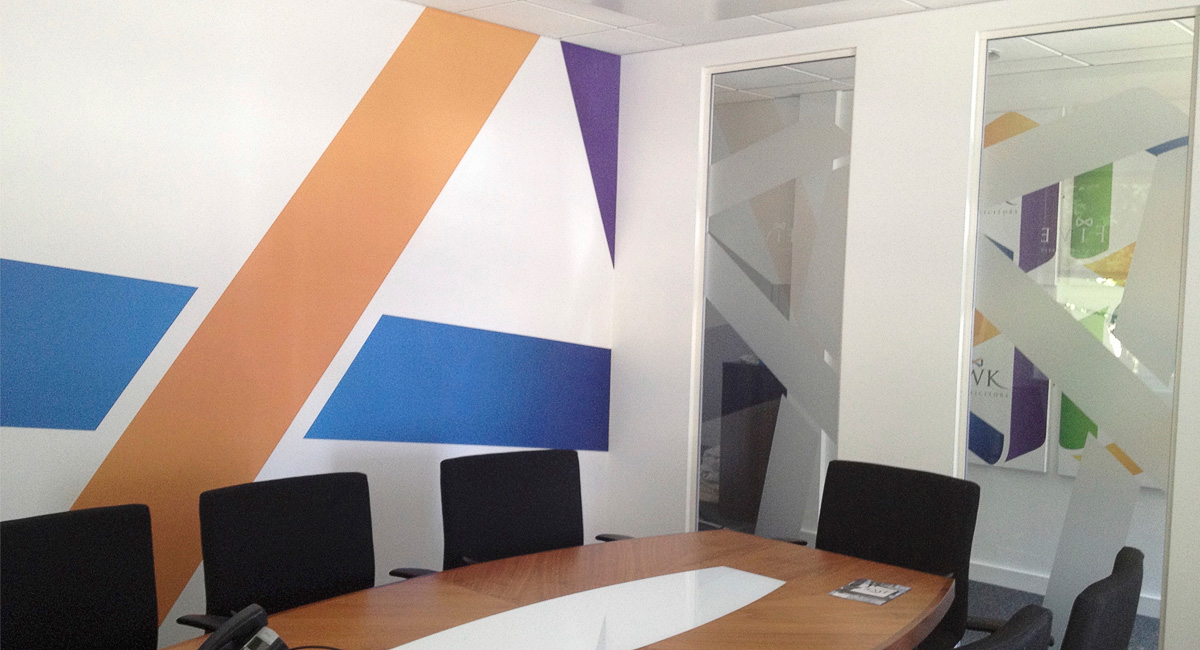 commercial decorating